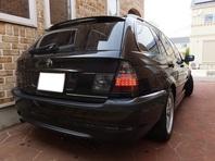 ★ BMW 318i テールランプ交換完了 ★