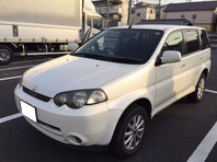埼玉の中古車買取情報   ホンダHRV、走行距離140,000キロ