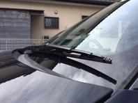 BMW 318i ワイパー不良交換