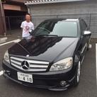全国納車 新潟県から群馬県へ ベンツCクラス 納車してきました