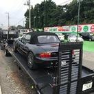 BMW Z3 納車前点検整備へいってらっしゃい