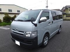 トヨタ ハイエースDX