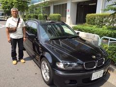 BMW 318i ツーリング Mスポーツ