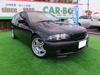 BMW 318iツーリング Mスポ